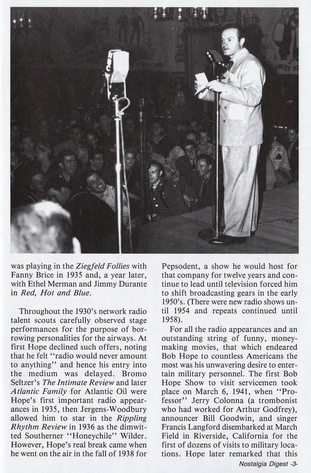 Bob Hope and WWII 02